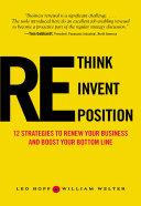 Rethink  Reinvent  Reposition