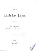The Canada Law Journal