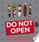 Do Not Open Book PDF