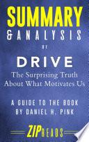 Summary   Analysis of Drive