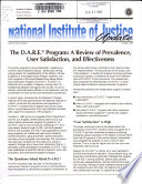 The D A R E  Program