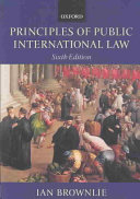 Cover of Principles of Public International Law