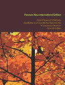 Social Research Methods: Pearson New International Edition