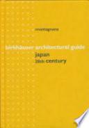 Birkhäuser architectural guide, Japan.pdf