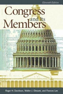 Congress and Its Members  11th Edition