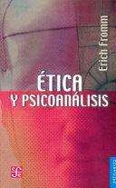 Etica y psicoanálisis