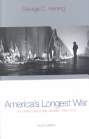 America's Longest War : The United States and Vietnam, 1950-1975 with Poster
