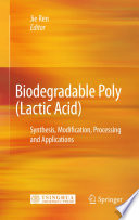 Biodegradable Poly  Lactic Acid