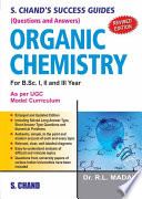 S.Chand Success Guide in Organic Chemistry