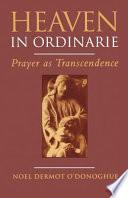 Heaven In Ordinarie Book