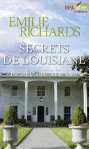 Pdf Secrets de Louisiane Telecharger
