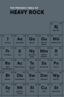 Pdf The Periodic Table of HEAVY ROCK