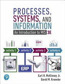 Processes Systems And Information Book