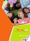 Wir neu A2 Lehrbuch + Audio-CD