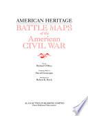 Battle Maps of the American Civil War