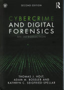 Cover of Cybercrime and Digital Forensics