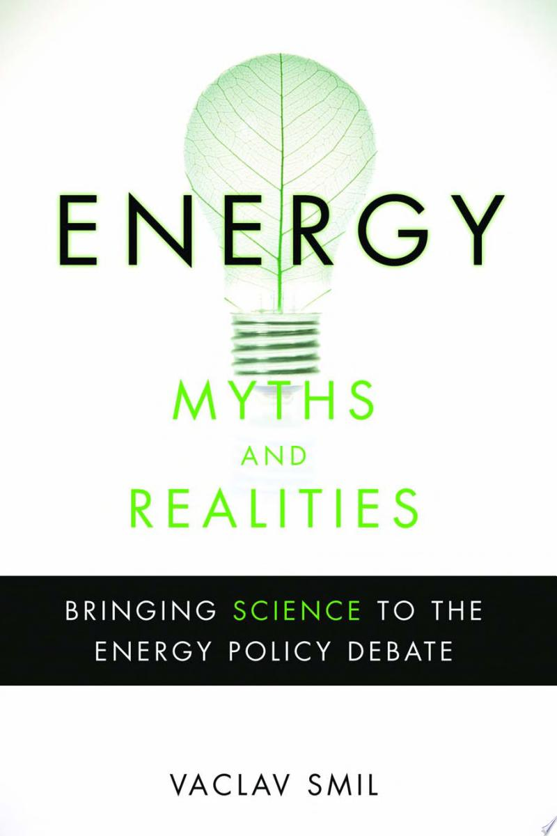 Energy Myths and Realities image