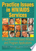 Practice Issues In Hiv Aids Services