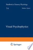 Visual Psychophysics