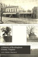 A History of Rockingham County, Virginia