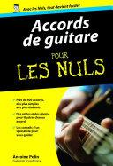 Accords de guitare Pour les Nuls Pdf/ePub eBook
