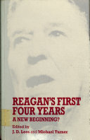 Reagan s First Four Years