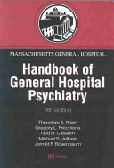 Massachusetts General Hospital Handbook Of General Hospital Psychiatry Book PDF