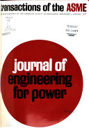 Journal Of Engineering For Power Book PDF