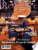 Residence Magazine Vol. 9