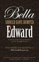 Pdf Bella Should Have Dumped Edward Telecharger