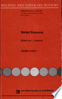 Welded Structures Book PDF