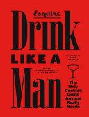 Pdf Drink Like a Man