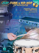 Funk And Hip Hop Drumming Book