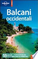 Copertina Libro Balcani occidentali