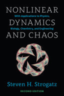Nonlinear Dynamics And Chaos Book