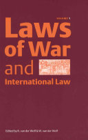 Laws of war and international law