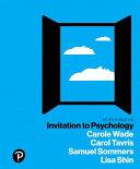 Invitation to Psychology