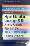 Higher Education Landscape 2030