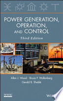 Power Generation  Operation  and Control Book