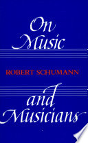 On Music and Musicians