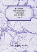 Relation historique de l'Ethiopie occidentale Pdf/ePub eBook