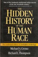 The Hidden History of the Human Race Book