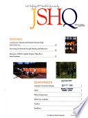 Job Safety   Health Quarterly