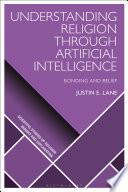 Understanding Religion Through Artificial Intelligence