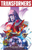 Transformers More Than Meets The Eye Volume 10