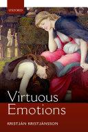 Virtuous Emotions