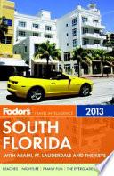Fodor's 2013 South Florida