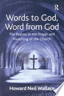 Words to God  Word from God