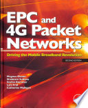 Epc And 4g Packet Networks Book PDF