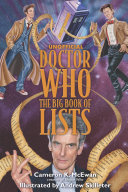 Unofficial Doctor Who the Big Book Of Lists Pdf/ePub eBook